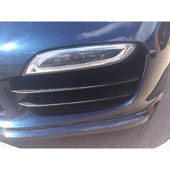 Porsche 991 Turbo Gen1-Full Grille Set (Without Parking Sensors)(ACC)  (2013 to 2015)