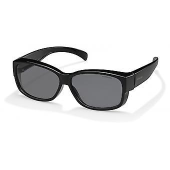 نظارات شمسية Unisex 9000/SD28/Y2 الطريق الأسود / الرمادي