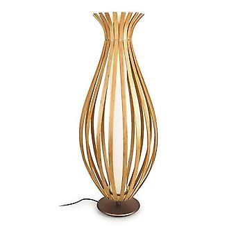 Leds-C4 GROK - LED 1 Light Floor Lamp Wood