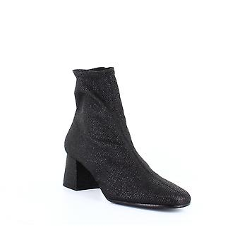 ASKA | Gia Stretch Glitter Booties