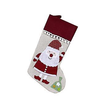 YANGFAN Christmas Decorating Stocking Sock