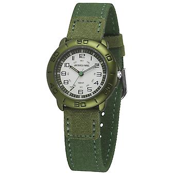 JACQUES FAREL Eco Kids Polshorloge Analog Quartz Boys ORGS 657