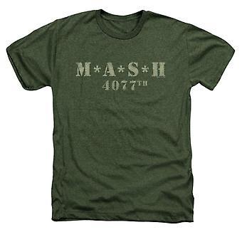 Mash Distressed Logo T-shirt