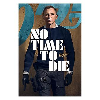 James Bond, Maxi Poster, No Time to Die - Stance