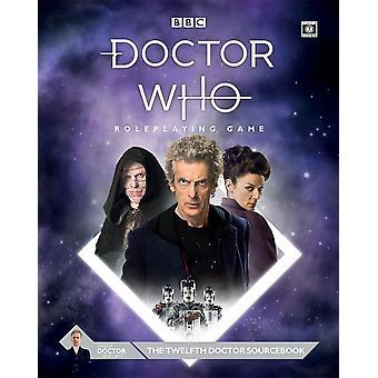 Doctor Who Twelfth Doctor Sourcebook