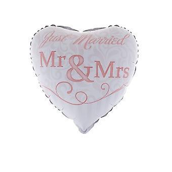 Balloon and balloon accessories  Foil balloon wedding 18 '