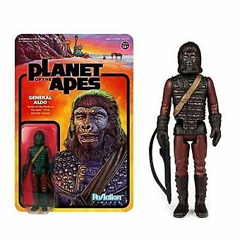 Planet Of The Apes Reaction Figure - General Aldo USA import