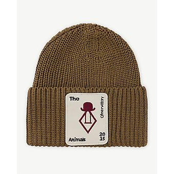 Baby Boys Hats Tao Brand Autumn Winter Boys Girls Warm Knit Caps Kids New Fashion Print Hats