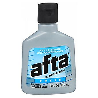 Afta After Shave Skin Conditioner, Fresh Scent 3 oz