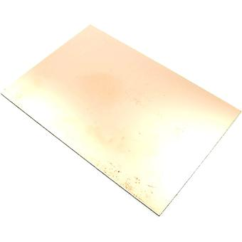 150x100mm Single Sided Copper Sheet