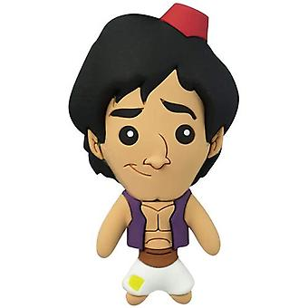 Magnet 3D Foam Aladdin