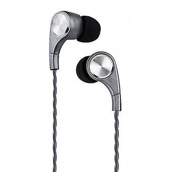 Soundz SZ850 Earphone Built in Remote with Volume Control & Mic Space Grey