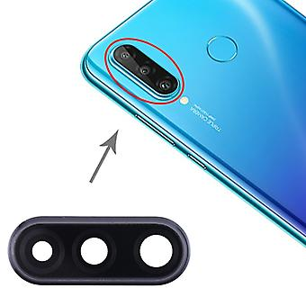 Camera Lens Cover for Huawei P30 Lite (48MP) (Black)