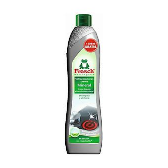 Vitroceramic Mineral Eco Degreasing Cream 500 ml + 150 ml free