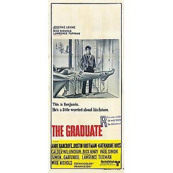 O Poster do filme de pós-graduação (11 x 17)