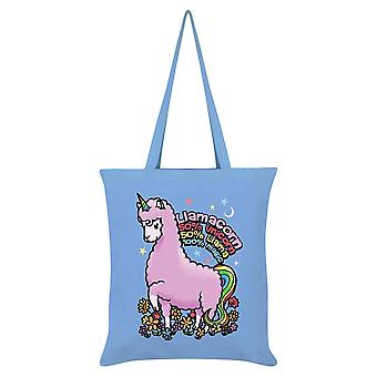 Grindstore The Llamacorn Tote Bag