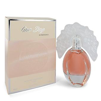 One day in provence eau de parfum spray by reyane tradition 100 ml