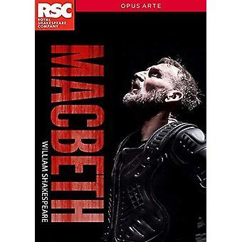 Macbeth [DVD] USA import