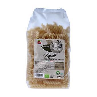 Ancient memory organic khorasan wheat fusilli 500 g