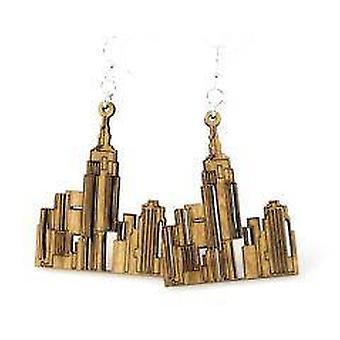 Ny Cityscape Earrings