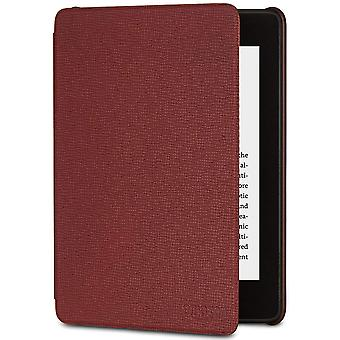Amazon kindle paperwhite leather cover| compatible with 10th generation (2018 release), merlot