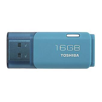 Toshiba by kioxia  16 gb transmemory u202 usb2 aqua