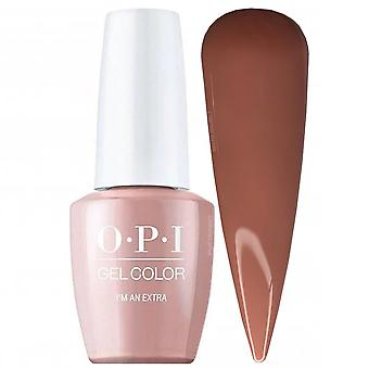 OPI GelColor Hollywood 2021 Spring Gel Polish Collection - I'm An Extra (GCH002) 15ml