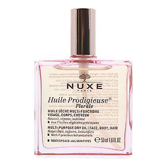 Nuxe Huile Prodigieuse Florale Dry Oil 50ml Face, Body, Hair - All Skin Types