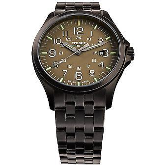 Mens Watch Traser H3 108738, Quartz, 42mm, 10ATM