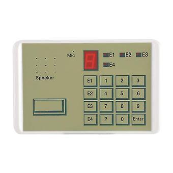 Automaattinen numeronvalitsimen hälytys automaattinen järjestelmä soittaa siirtotyökaluun