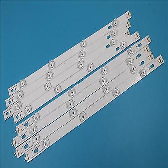"""רצועת מנורת תאורה אחורית LED 8 מ""""מ עבור Lg Innotek Drt 3.0 42&_a/b סוג"""