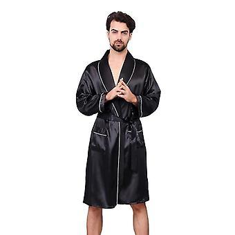 Luksussuunnittelija Men's Silk Kimono