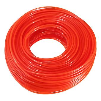 Nylon Rope Cord Line Long Round/square Roll Grass Rope Line