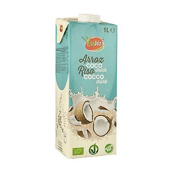 Ecological Coconut Rice Drink 1 L