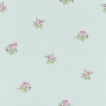 Carta da parati floreale Rasch