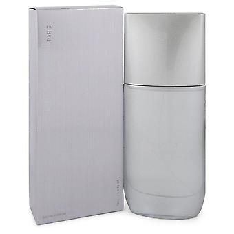 Ice Platinum Eau De Parfum Spray By Sakamichi 3.4 oz Eau De Parfum Spray