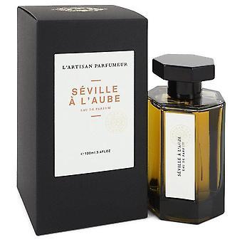 Seville A L'aube Eau De Parfum Spray By L'Artisan Parfumeur 3.4 oz Eau De Parfum Spray
