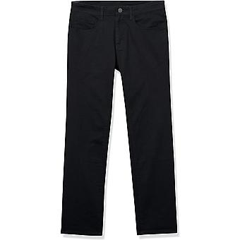 Brand - Peak Velocity Men's Cotton Rich Active Chino Pant