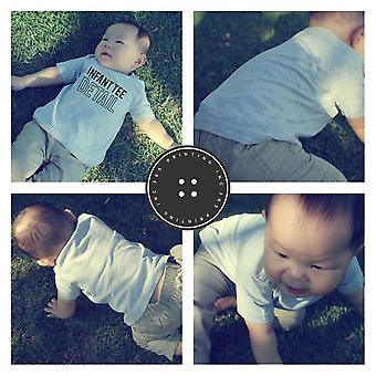 I'm Awesome Well Done Daddy Baby T-shirt