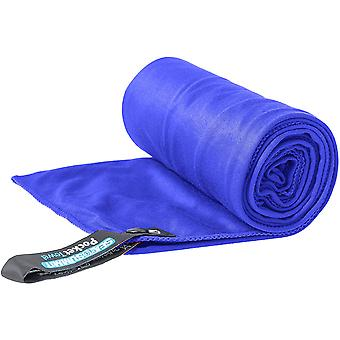 Sea to Summit Pocket Towel Small - Blue