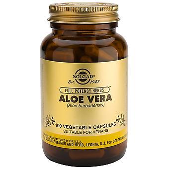 Solgar Aloe Vera 100 Capsules