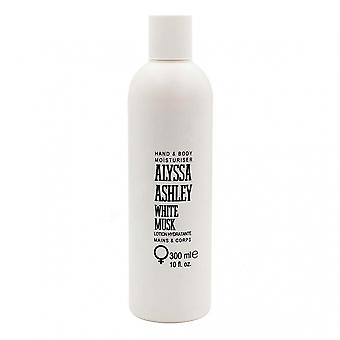 Alyssa Ashley Valkoinen Musk Voide Hydratante 300 ml