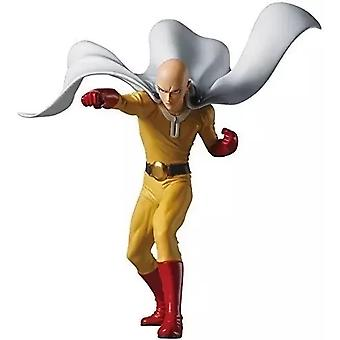 Anime One Punch Man Dxf Saitama Pvc Figuur Collectible Model Speelgoed 20cm