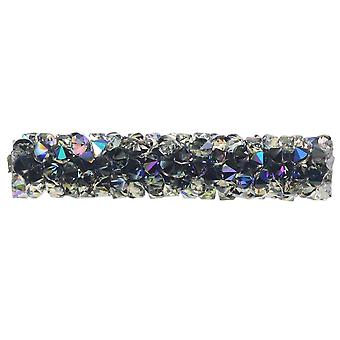 Kryształ Swarovskiego, #5951 Fine Rocks Tube Bead 30mm, Crystal Paradise Shine