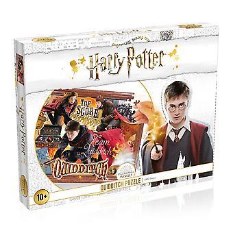 Harry Potter Legpuzzel - Zwerkbal 1000 stukjes