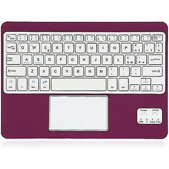 FengChun Tragbare und drahtlose Bluetooth 3.0-Tastatur mit italienischem QWERTY-Design und