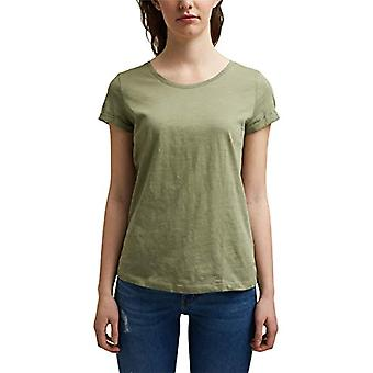 edc av Esprit 991CC1K304 T-Shirt, 345/kaki Chiaro, XXL Women
