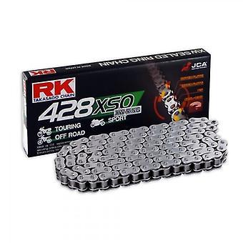 RK Chain 428XSO 122 428 XSO-X 3010762RK RK428 428XSOX122 428x122 3010762 Duty