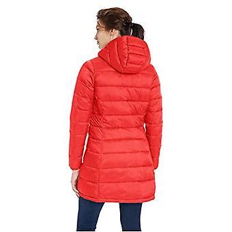 Essentials Women's Lightweight Water-Resistant Packable Puffer Coat, Olive, Medium