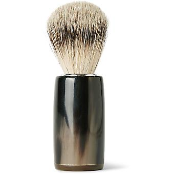 Abbeyhorn by Hellrazors Super Badger Oxhorn Brush